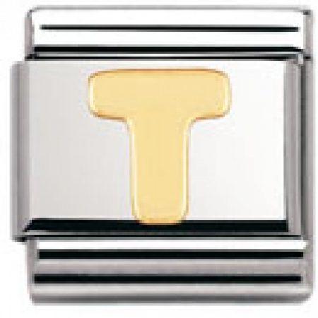 Componibile Nomination Classic Lettera T 030101/20