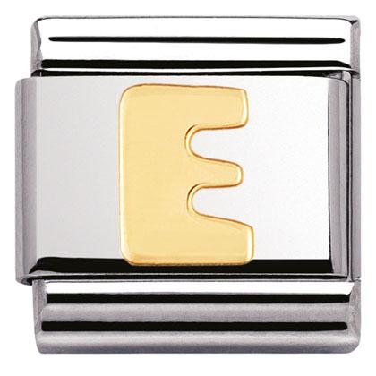 Componibile Nomination Classic Lettera E 03101/05