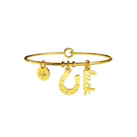 Bracciale Kidult Collezione Life Symbols Ferro di cavallo 231674