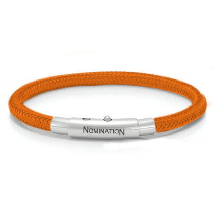Bracciale Nomination You Cool 025301/021 Arancione Novità