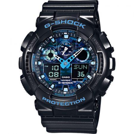 Orologio Casio G-Shock GA-100CB-1AER