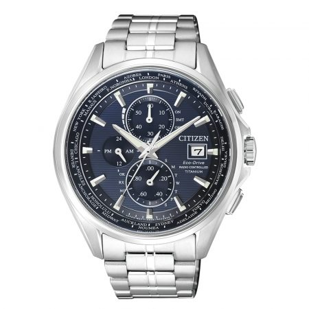 Orologio Citizen Eco-Drive Radiocontrollato Supertitanio AT8130-56L