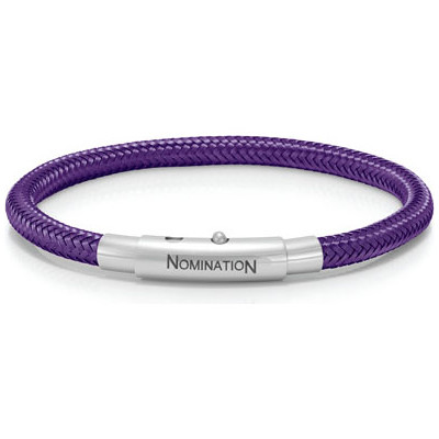Bracciale Nomination You Cool 025301/014 Viola Fascino