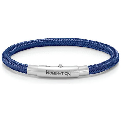 Bracciale Nomination You Cool 025301/016 Blu Divertimento
