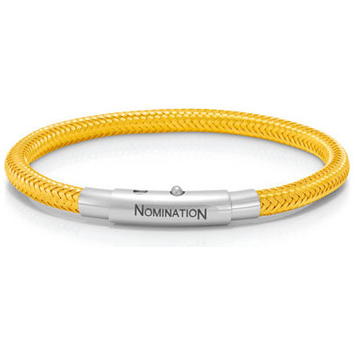 Bracciale Nomination You Cool 025301/023 Giallo Gioia