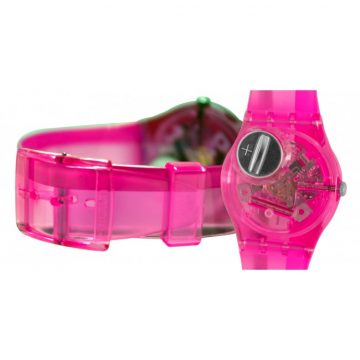 Orologio Swatch GP145 Pinkorama