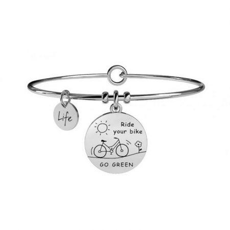 Bracciale Kidult Collezione Life Free Time - Bicicletta 231648