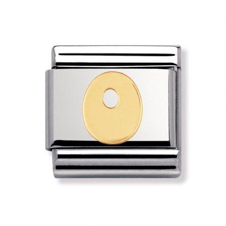 Componibile Nomination Classic Lettera O 030101/15