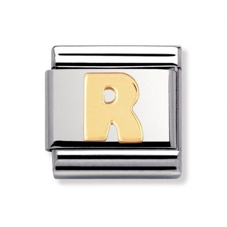 Componibile Nomination Classic Lettera R 030101/18