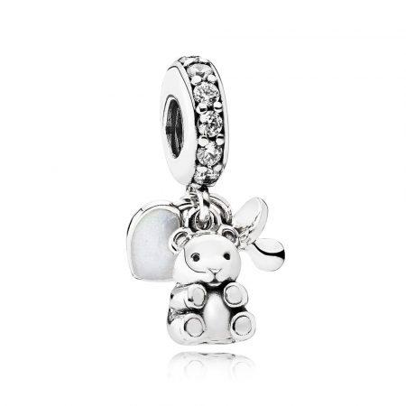 Pandora Charm Pendente I Tesori del Bebè 792100CZ