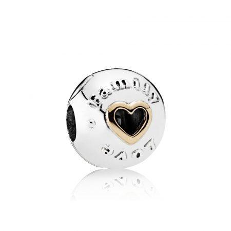 Pandora Clip Famiglia e Amore 792110