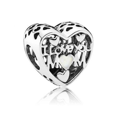 Pandora Charm Amore per la Mamma 792067EN23
