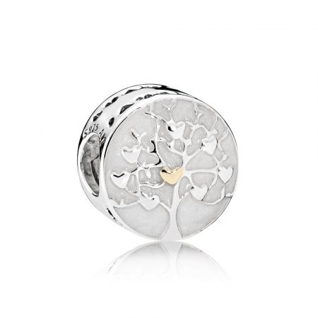 Pandora Charm Albero di Cuori 792106EN23