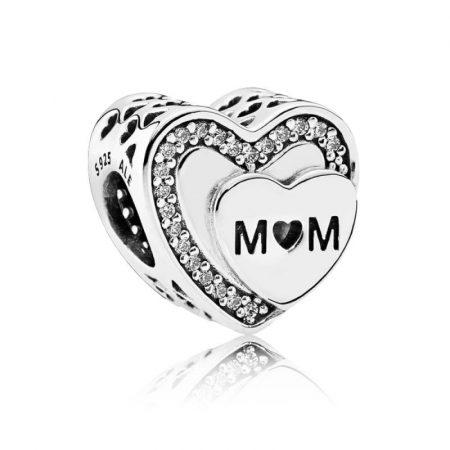 Pandora Charm Omaggio alla Mamma 792070CZ