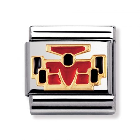Componibile Nomination Classic Macchina Rossa 030203/23