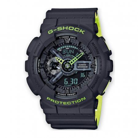 Orologio CASIO Uomo Collezione G-Shock GA-110LN-8AER