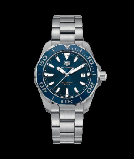 Orologio Uomo TAG Heuer Collezione Aquaracer WAY111C.BA0928
