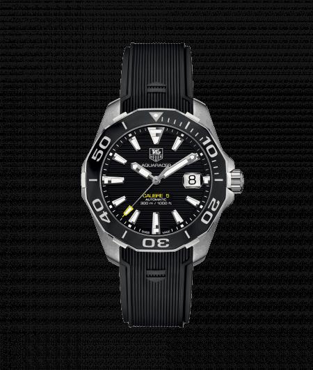 Orologio Uomo TAG Heuer Collezione Aquaracer Calibro 5 WAY211A.FT6068