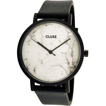 Cluse La Roche Full Orologio Cassa Nera Quadrante Marmo CL40002