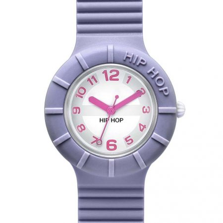 Orologio Hip-Hop HWU0126 Numbers Collection Fairy Violet