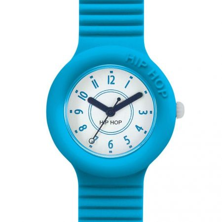 Orologio Hip-Hop HWU0635 Numbers Collection Blue Atol