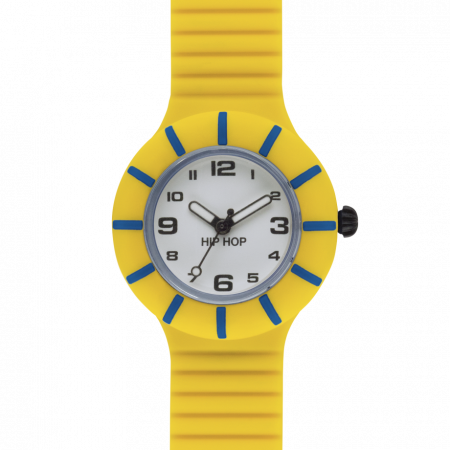 Orologio Hip-Hop HWU0756 Spectra Yellow