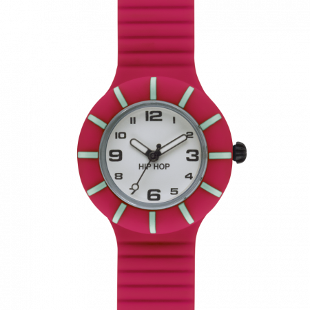 Orologio Hip-Hop HWU0757 Kids Rouge Red