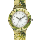Orologio Hip-Hop HWU0779 Jungle Fever Yellow Jungle