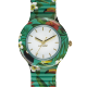 Orologio Hip-Hop HWU0784 Jungle Fever Toucan Jungle