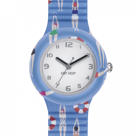 Orologio Hip-Hop HWU0789 Summer Swimmer