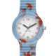 Orologio Hip-Hop HWU0790 Summer Red Fishes