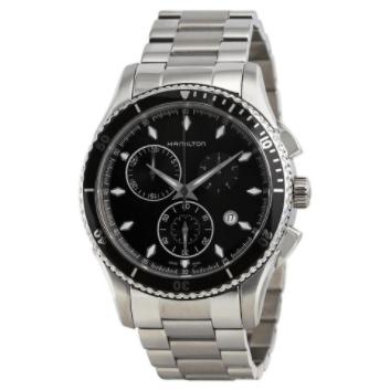 Hamilton Orologio Jazzmaster Seaview Cronografo Quarzo H37512131
