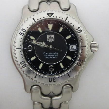 Orologio TAG Heuer Uomo Collezione S/EL WG5111.BA0473.814350