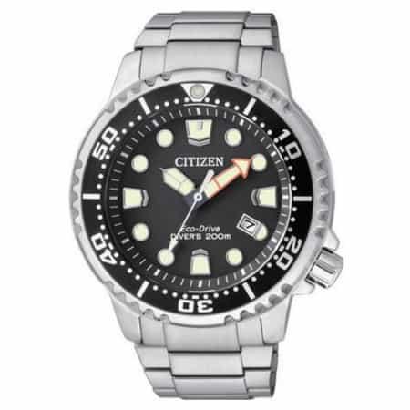 Orologio Citizen Eco-Drive Diver's 20 Bar Acciaio BN0150-61E