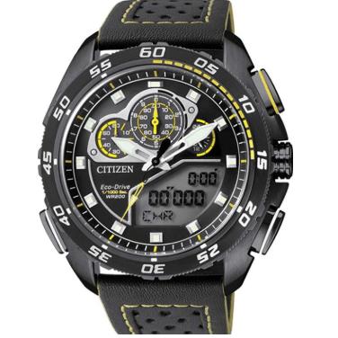 Orologio Citizen Promaster Millesimo Crono Acciaio Eco-Drive JW0125-00E