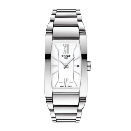 Tissot Generosi-T Swiss Made Quarzo Acciaio Lady T105.309.11.018.00