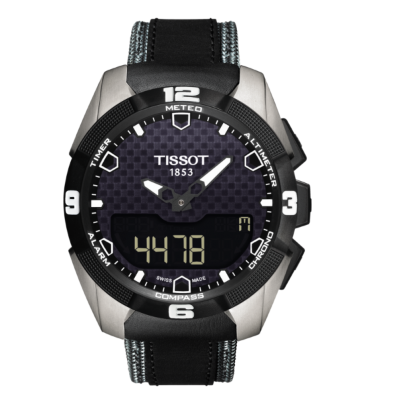 Tissot T-Touch Expert Solar Swiss Made Quarzo T091.420.46.051.01
