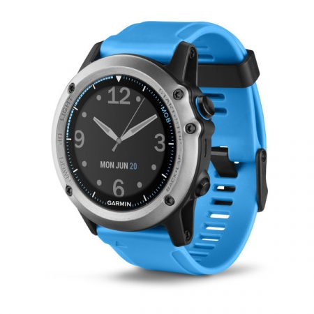 Orologio Smartwatch Garmin QUATIX 3 010-01338-1B