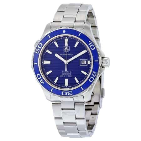 Orologio Uomo TAG Heuer Collezione Aquaracer WAK2111.BA0830