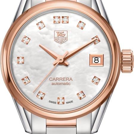 Orologio Donna TAG Heuer Collezione Carrera WAR2452.BD0772