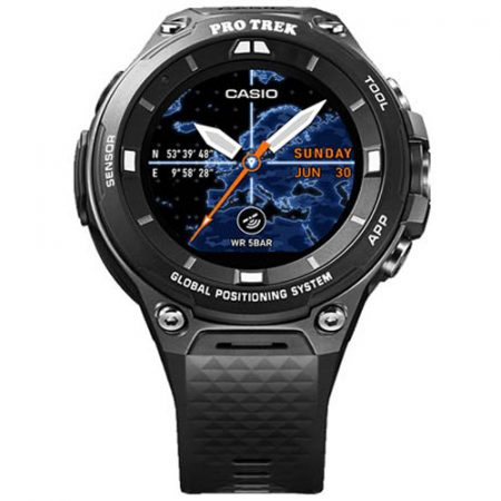 Orologio Casio Smart-Watch WSD-F20-BKAAE - Android