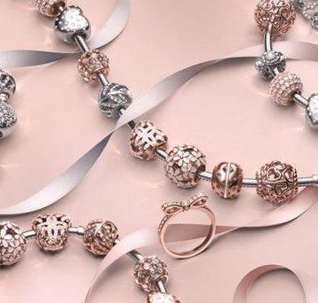 Pandora collezione ROSE, l'eleganza e il prestigio