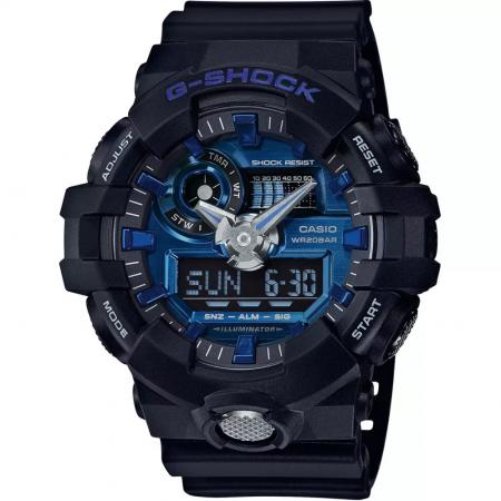 Orologio Unisex CASIO Collezione G-Shock GA-710-1A2ER