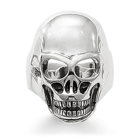 Thomas Sabo Anello Teschio Argento Sterling 925 TR1704-001-12-54