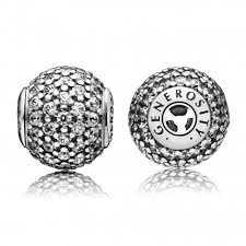 Pandora Charm Generosità di ESSENCE COLLECTION 796048CZ