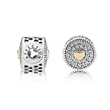 Pandora Charm Affetto di ESSENCE COLLECTION 796085CZ