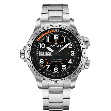 Orologio HAMILTON Khaki Aviation X-Wind H77755133