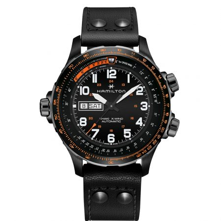 Orologio HAMILTON Khaki Aviation X-Wind H77785733