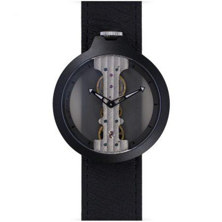 Orologio Atto Verticale OR-04 nero