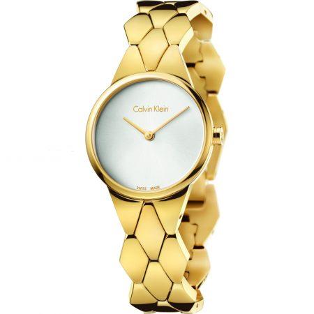 Orologio Calvin Klein K6E23546 collezione Snake
